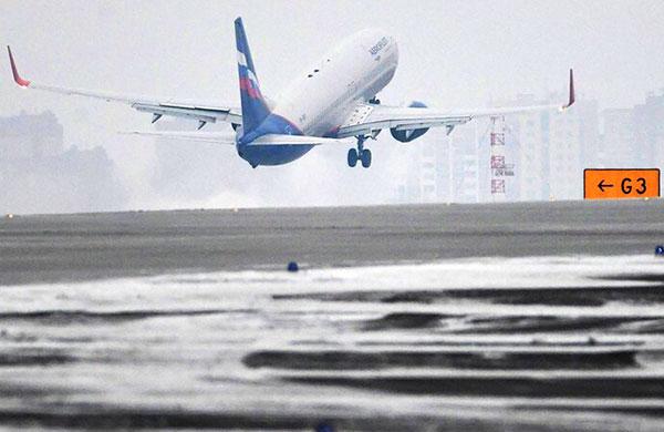 Moskova Sheremetyevo Havalimanı'na Rönesans İnşaat imzası