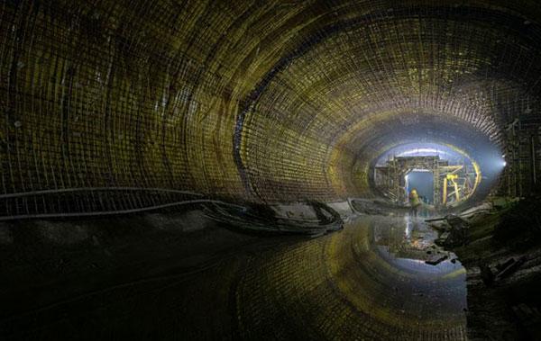 Kuzey Marmara Otoyolu'nun tünel inşaatı konutlara zarar verdi