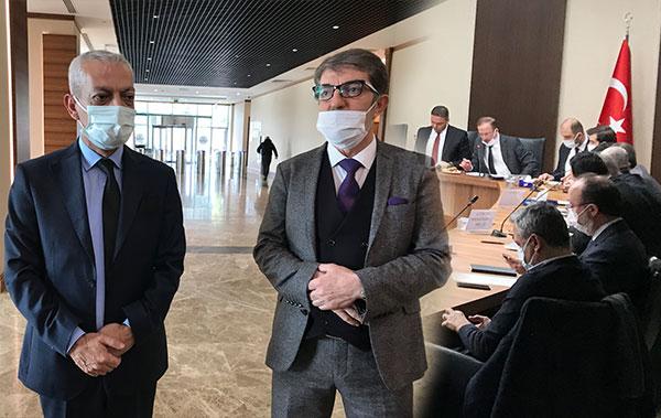 Polis Lojmanları ihalesini Ebruli İnşaat kazandı