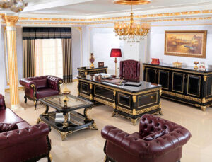 Elegan ofislere Luxury Line Mobilya