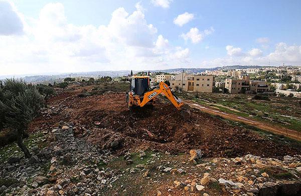 İsrail Doğu Kudüs'te 530 yeni illegal konut inşa edecek