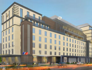 Limak Skopje Luxury Hotel nisan ayında hizmete giriyor