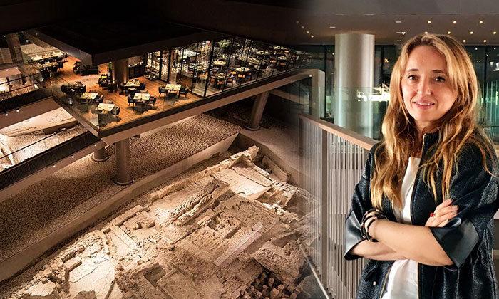 The Museum Hotel Antakya Projesi Ahead Awards 2020 finalisti
