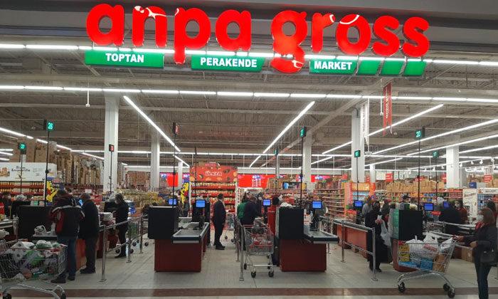 M1 Kartal AVM, Anpa Gross Market'e kiralandı