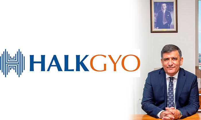 Halk GYO 3.5 milyar TL'lik aktif büyüklüğe ulaştı