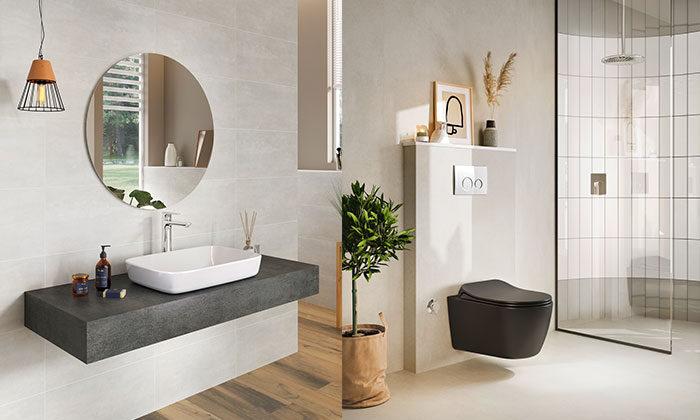 Banyoda yalın ve minimalist tasarım: Dove 2.0