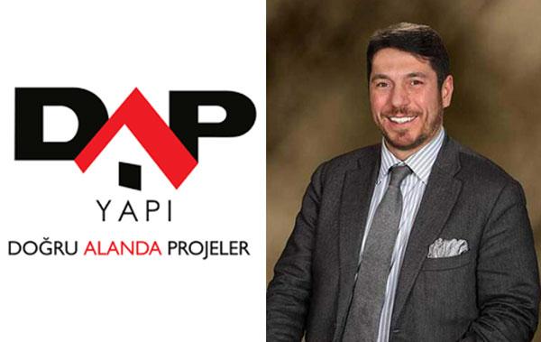 Zafer Baysal DAP Holding Grup CEO'su oldu