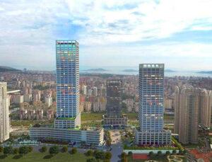 TMSF Ataşehir Modern'i satışa sunuyor