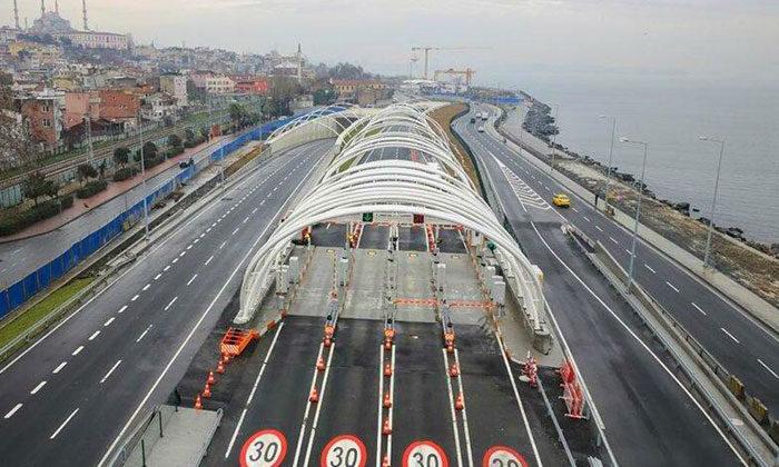 Sahibinden satılık Avrasya Tüneli