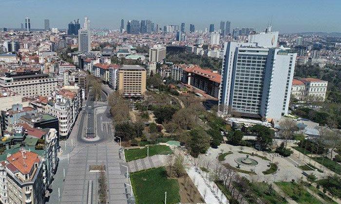 Gezi Parkı İBB'nin elinden alındı