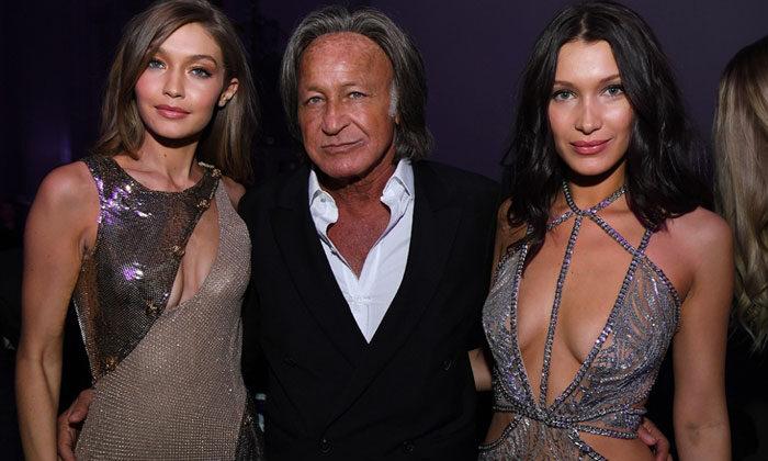 Gigi ve Bella Hadid'in babası İstanbul'a geldi