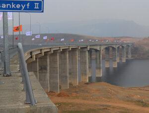 Hasankeyf-2 Köprüsü açılışa hazırlanıyor