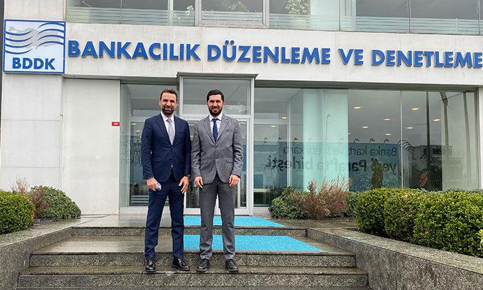 BDDK'ya ilk başvuru Katılımevim'den