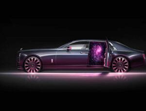 Rolls-Royce Phantom Tempus koleksiyonlar için üretildi