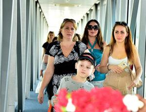 Kısıtlamalar azaldı, Rus turist sayısı arttı