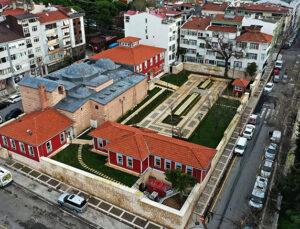 Tarihi Selimiye Hamamı 3. Nevmekan oldu