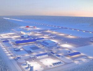 Ant Yapı Mirny Uçak Terminali'ni inşa edecek