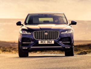 Jaguar'ın yeni SUV'u F-PACE Türkiye'de