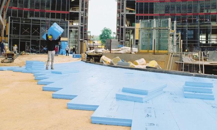 İnşaat malzemeleri üretimi yüzde 9,1 büyüme ile kapattı