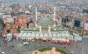 Taksim Cami tamamlanmak üzere