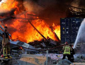 Almanya'dan Lübnan'a patlayan limanı yeniden inşa teklifi