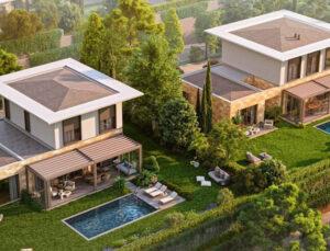Bademler'deki Folkart Country Urla'ya 157 villa