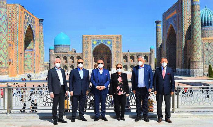 Özbekistan Türkiye'nin kamu özel tecrübesini inceleyecek