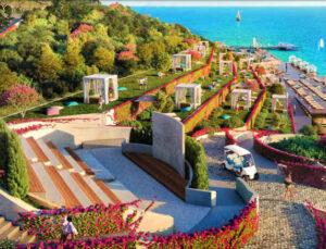 The House Residence Helis Bodrum 2022'de teslim edilecek