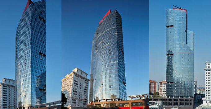 Regnum Sky Tower'ı Guardian Glass kaplayacak
