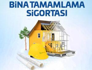 Emlak Katılım ve Türkiye Sigorta'dan bina tamamlama sigortası