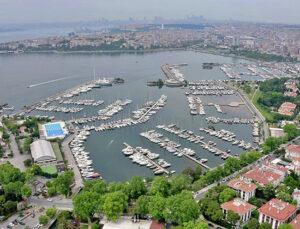 Fenerbahçe Yat Limanı'nın yanındaki arsa satılacak