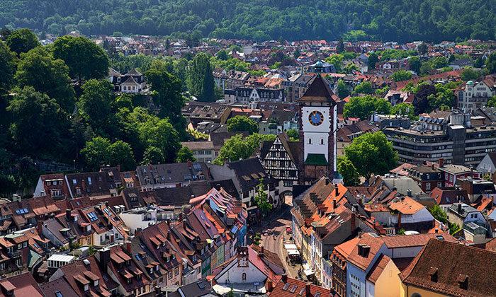 Dünyada yaşanacak en iyi yer: Freiburg