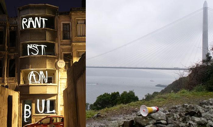 Istanbul Unbound, şehre çevresel bakmanın yollarını gösteriyor