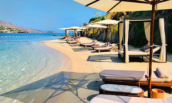 Müstakil villaların sezonluk kirası 750 bin liraya ulaştı!
