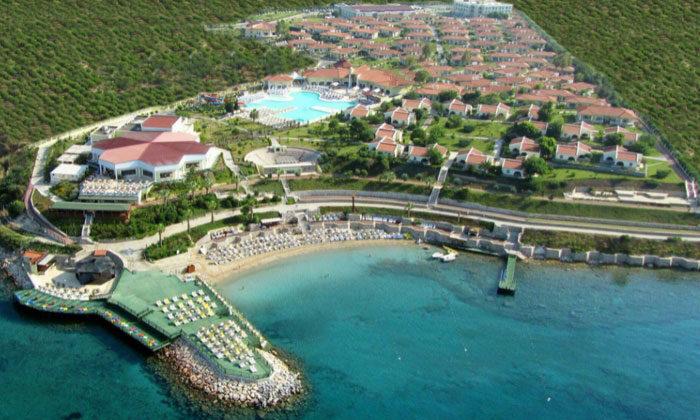 Tes-İş Sendikası Palm Beach Resort'u kiraya verecek