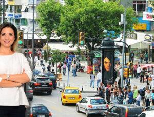 Yaya trafiği ticari potansiyel endeksine girdi