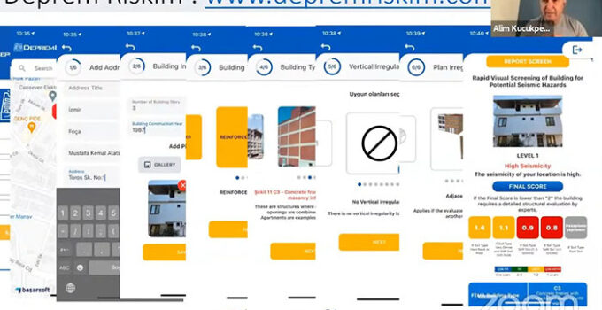 depremriskim.com'dan evinizin riskini bedava ölçün