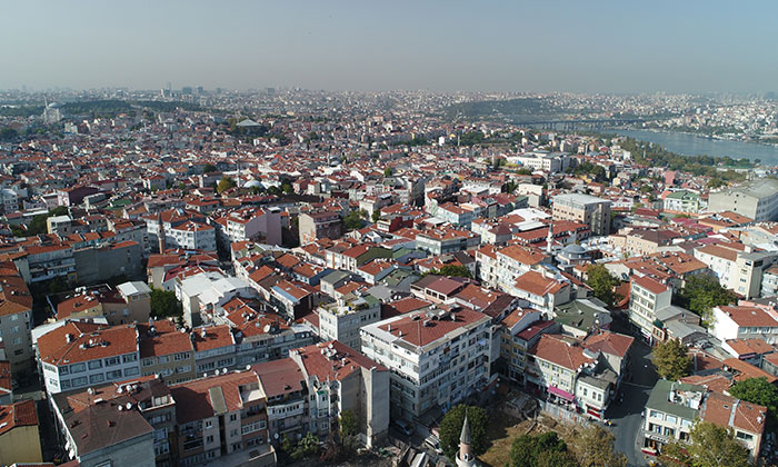 Kiptaş, Yeşilpınar'da kentsel dönüşüm yapacak