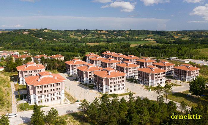 TOKİ Pamukkale'de 439 konut inşa edecek