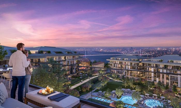 Nidapark Çengelköy'de fiyatlar 2 milyon 990 bin liradan başlıyor