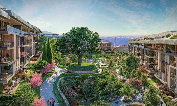 Nidapark Çengelköy'de 36 aya yüzde 0 faizli ön satış başladı