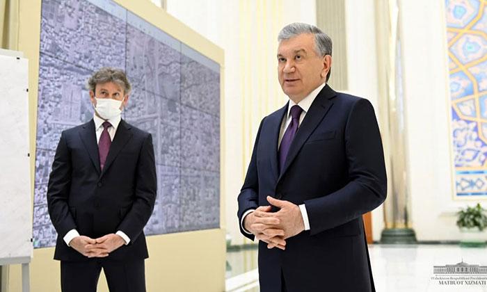 Özbekistan'a Outdoor Factory inşa edilecek