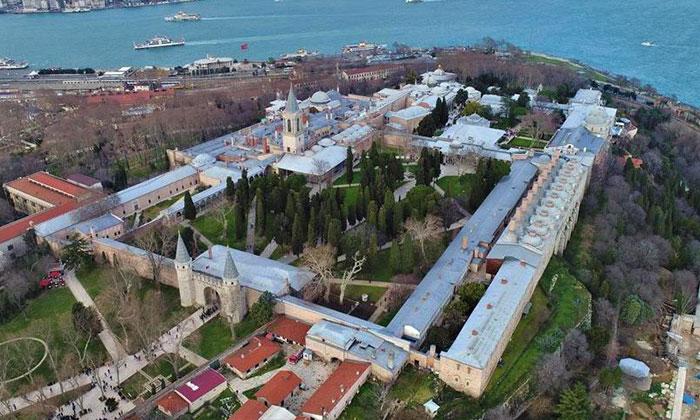 Padişahların eserleri Çamlıca Cami Müzesi'ne mi nakledilecek?