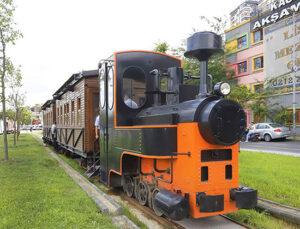 Tarihi Kağıthane Treni 30 Ağustos'ta faaliyete geçiyor