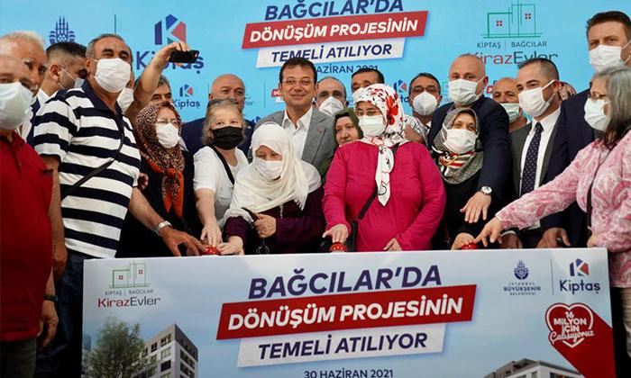 İmar artışlarıyla İstanbul dönüşemez