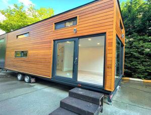 Tiny house konseptindeki evler her yere gidebiliyor!