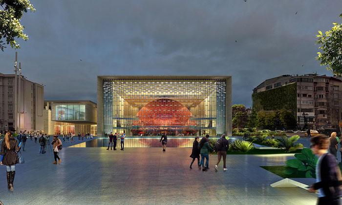 Tabanlıoğlu Mimarlık, Ortadoğu'nun en etkili 5 mimarından biri…
