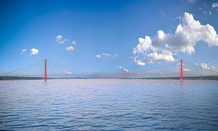 Çanakkale'nin trafiği arttı, çaresi köprü olacak