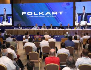 Folkart, İzmir'deki 7 spor kulübüne sponsor oldu
