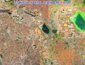 Kartal Esentepe Arsası'na Yıldızlar'dan 1.1 milyarlık teklif